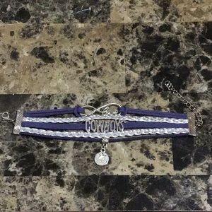 Jewelry - Dallas Cowboys Bracelet